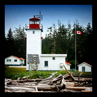 PULTENAY POINT LIGHTHOUSE-36X36